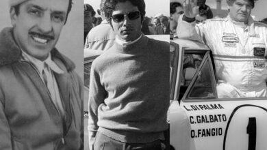 Gálvez, Mouras y Di Palma, 3 ídolos del TC.