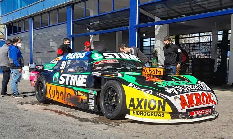 Chevrolet de Ortelli en La Plata.