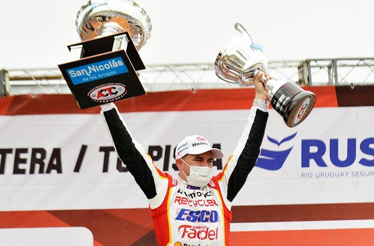 Werner podio