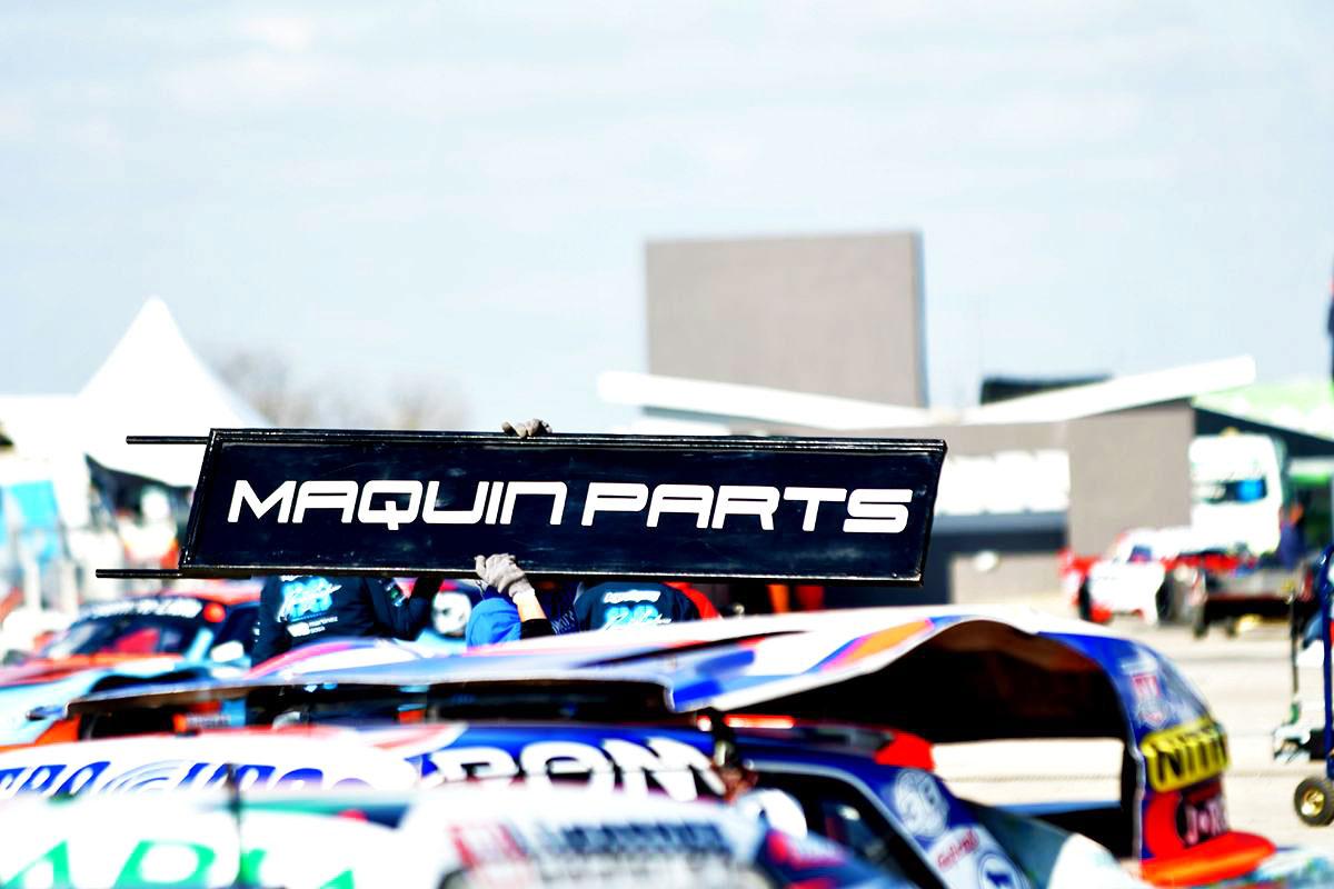 Maquin Parts Racing TC