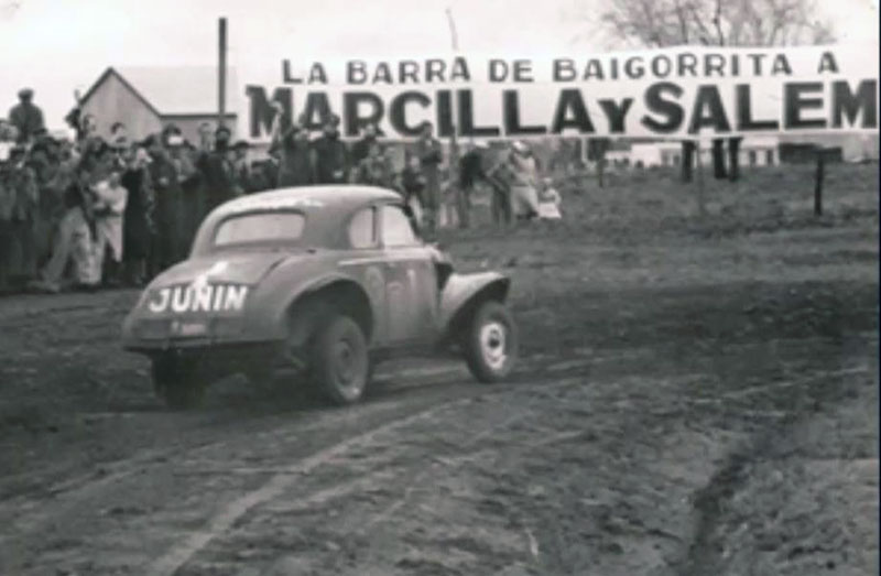 Eusebio Marcilla gana con su cupé