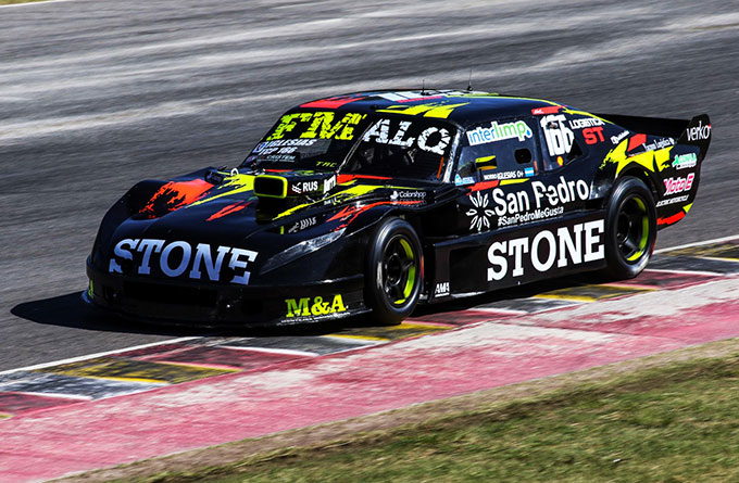 Morro Iglesias Chevrolet TC Pista