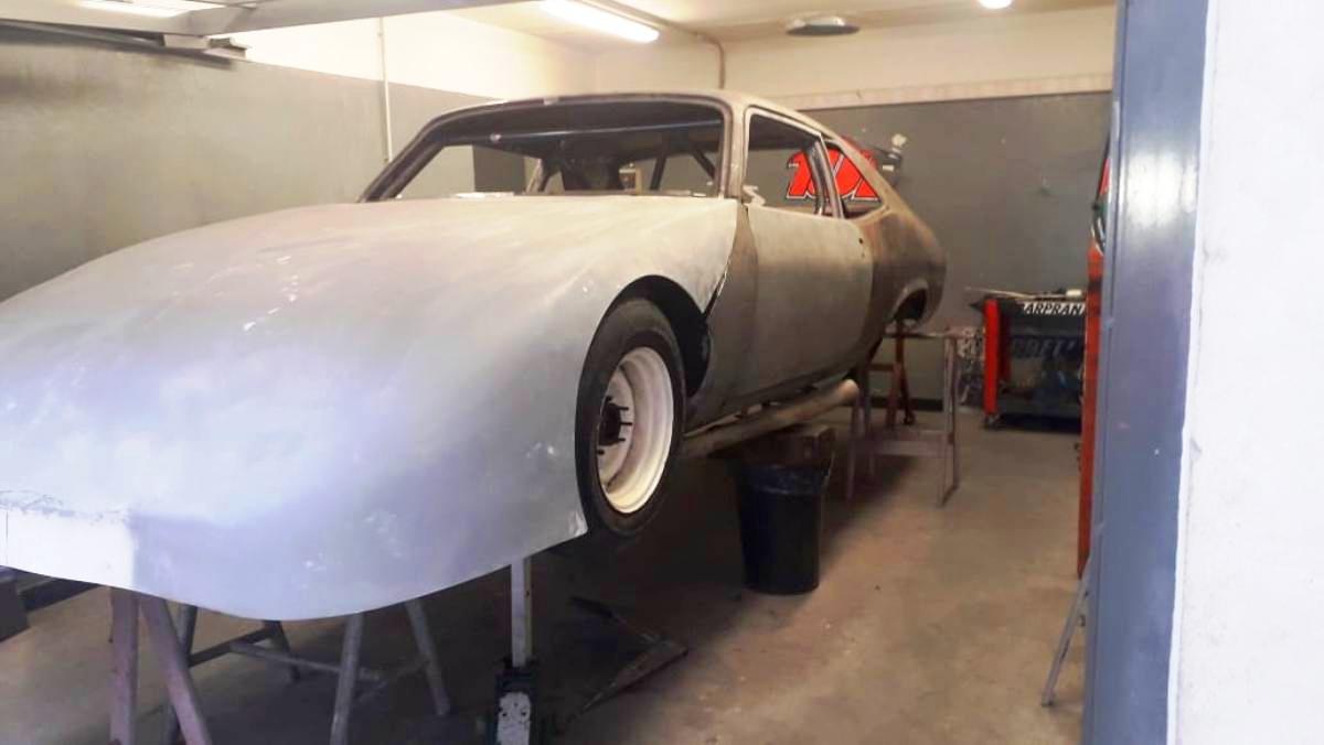 Restauración Chevy Espinosa