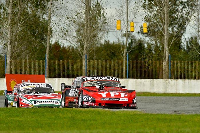 Renzo Testa Ford TC Pista Mouras