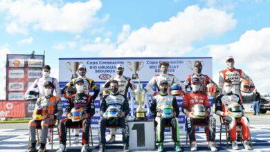 Los 12 pilotos de la Copa del TC Mouras.
