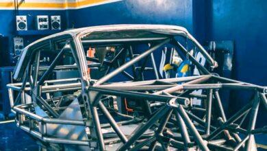 Estructura Ford Rus 2022 Ruggiero