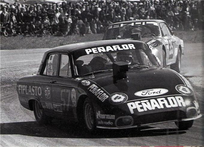 Jorge Racalde Ford