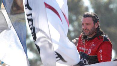 Di Palma en el podio en Paraná