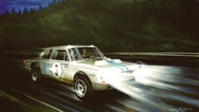 Ilustración Torino 3 en Nürburgring