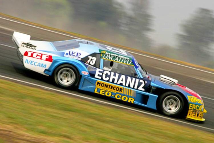 La Chevy de Bosio en Nueve de Julio 2007.