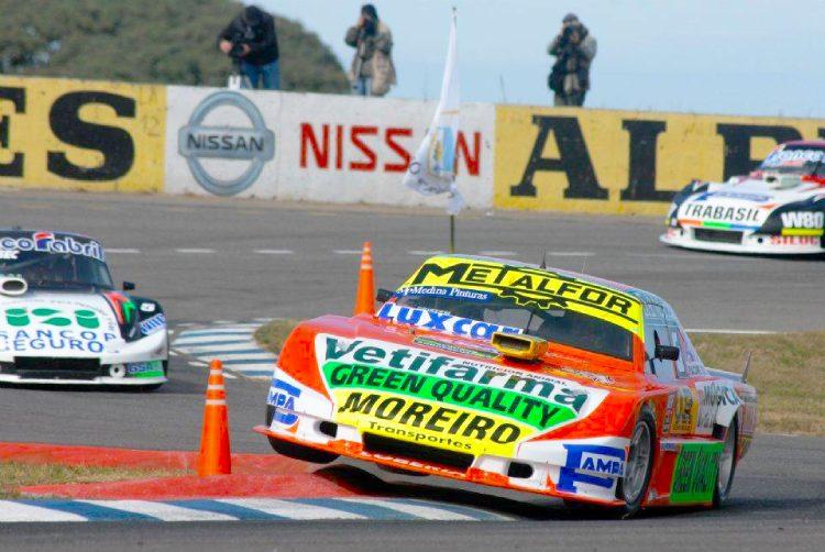 El Dodge de Castellano en Rafaela 2012