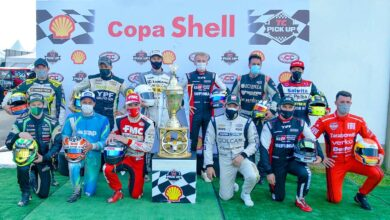 Los 12 clasificados a la Copa Shell de TC Pick Up junto a la Copa