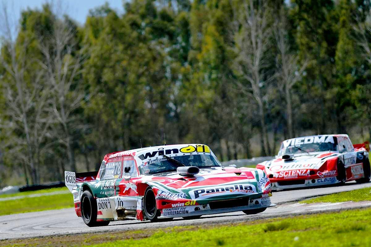 El Ford de TCPM de De Bonis en La Plata.