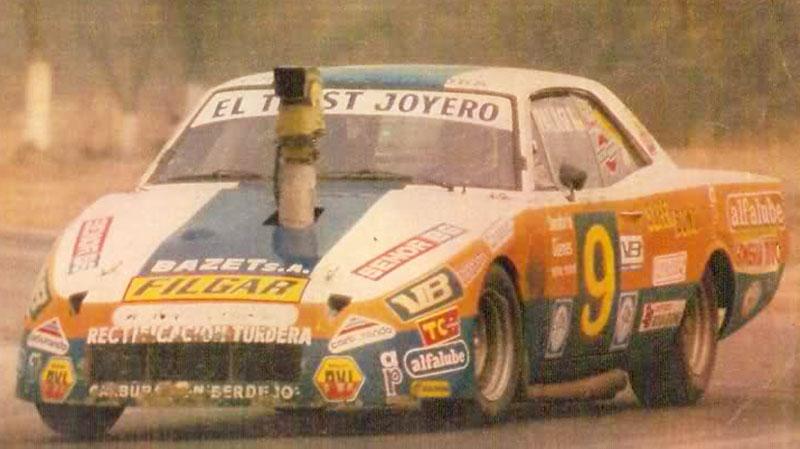 Dodge de Octavio Suárez