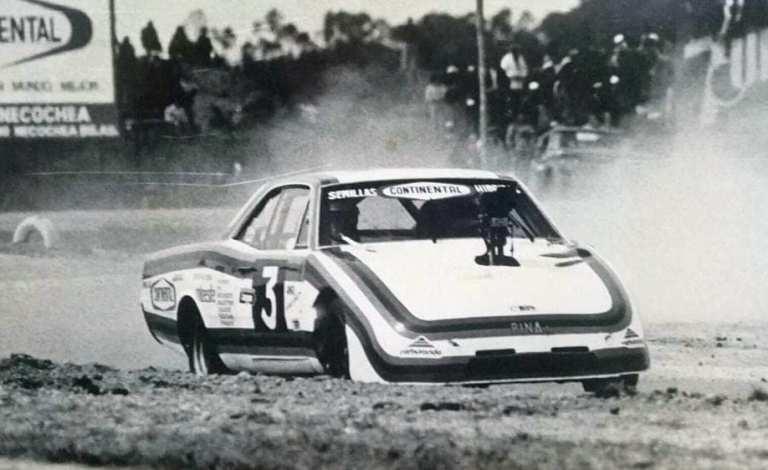 El Dodge de Mouras en Necochea 1981