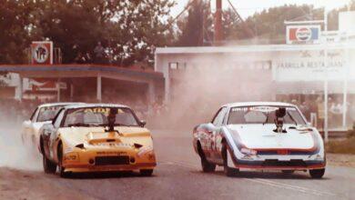 Oscar Aventin y Mouras pelean en Pergamino 1981.