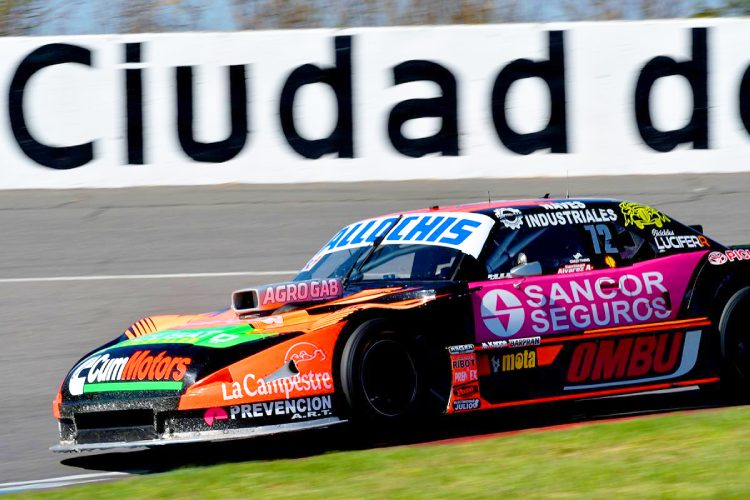El Dodge de Santiago Álvarez en Rafaela 2021