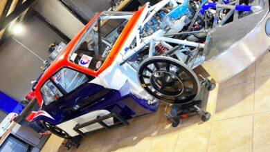 Ford nuevo de TC del Memo Corse.