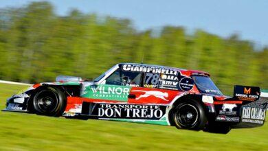 El Ford ganador de De Bonis en La Plata