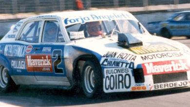 Ford Fairlane de Angeletti