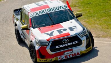 La Toyota Hilux ganador de Andy Jakos