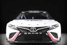 Toyota Camry de NASCAR.