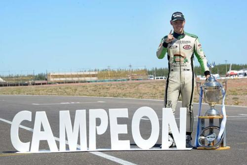 Ciantini campeón TCP